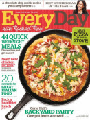 Everyday With Rachael Ray Magazine Picture