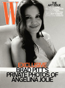 Cover of W Magazine Picture