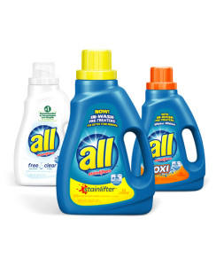 Picture of ALL Laundry Detergent
